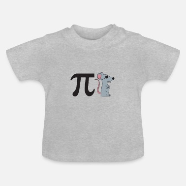 Gnagere Pirate Math Rat - Baby T-skjorte