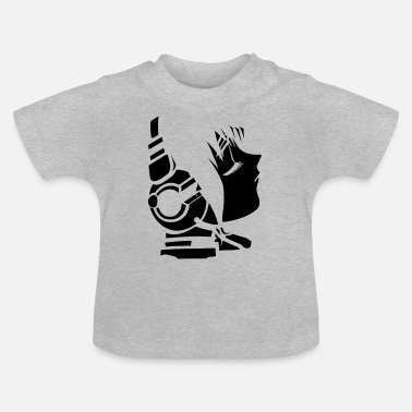 future_sound - Baby T-Shirt