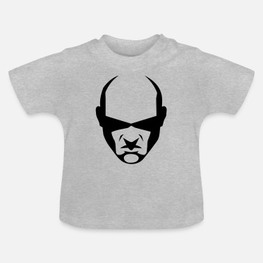 balded head - Baby T-Shirt