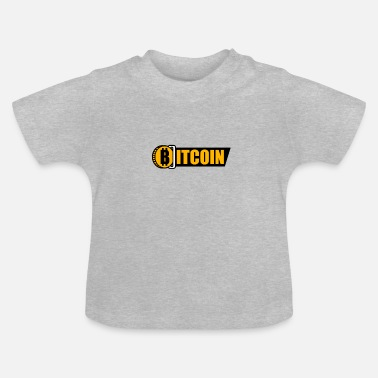 Currency Crypto Currency - Baby T-Shirt