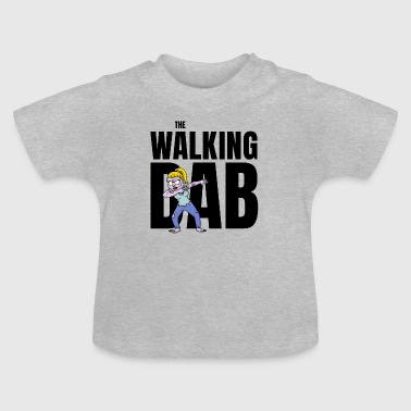 The Walking DAB Zombie Girl Dabbing Halloween sw - Baby T-Shirt