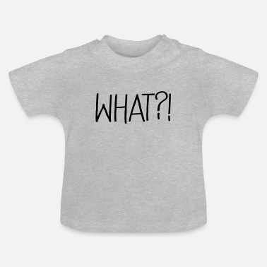 Was Was - T-shirt Bébé