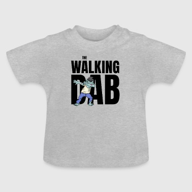 The Walking DAB Zombie Boy Dabbing Halloween sw - Baby T-Shirt
