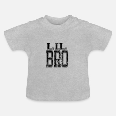 Little Brother LIL BRO - Baby T-Shirt