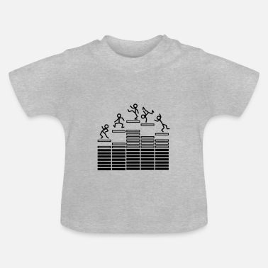Hip Dance on Equalizer Baby Shirts  - Baby T-Shirt