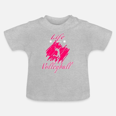 Volley volley volley - T-shirt Bébé