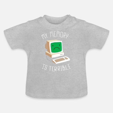 Pc Pc computer - Baby T-shirt