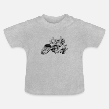 Chopper chopper - Baby T-Shirt
