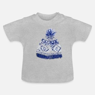 Tupsu tupsu hattu - Vauvan t-paita 468d6c6245