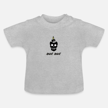 Advent advent advent - Baby T-Shirt