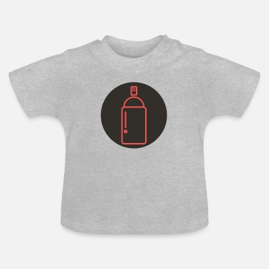 Graffiti Spray graffiti - Baby T-shirt