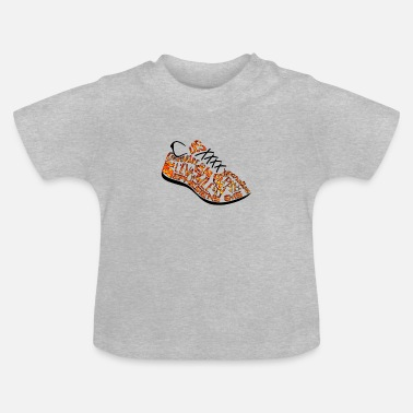 Suit Of Armor THE SHOES OF THE PREPARATION OF THE GOSPEL - Baby T-Shirt