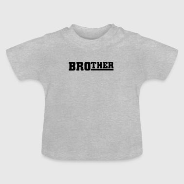 Brother Søster Brother - Baby-T-skjorte