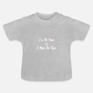 Together Wedding bachelorette party marriage love gift - Baby T-Shirt