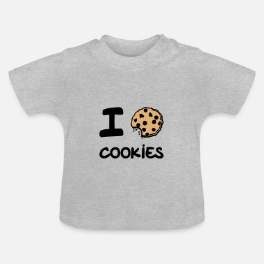 Cookie cookies - T-shirt Bébé