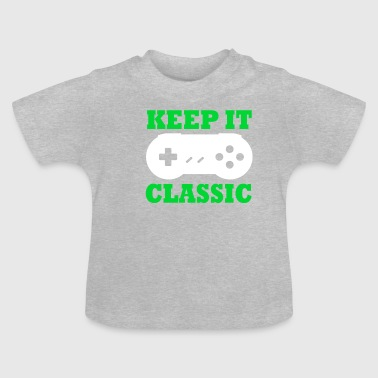 Console Classic console - Baby T-Shirt