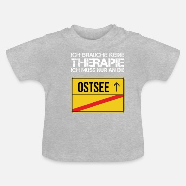 Ostsee Ostsee - Baby T-Shirt