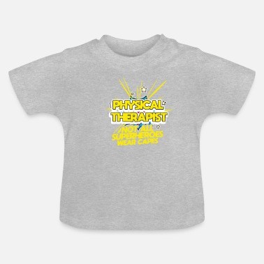 Pijn fysiotherapeut - Baby T-shirt