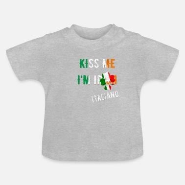 106833d31 ... Patrick's Day Irish Puerto. from £14.79. Kiss-me-i-m-irish Kiss Me  I'm Italian St