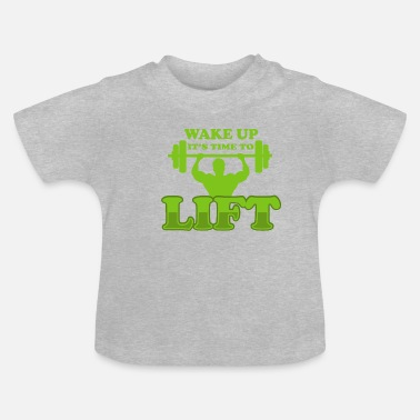 Body Building Body building - Baby T-Shirt