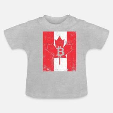 Riche BitCanada - T-shirt Bébé