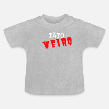 Tattoo Geschenken Tattoo getatoeëerde rare tattoo geschenk tatoeage - Baby T-shirt