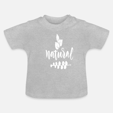Naturellement NATUREL - T-shirt Bébé