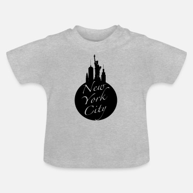 New York City NYC Manhattan America USA - Baby T-Shirt