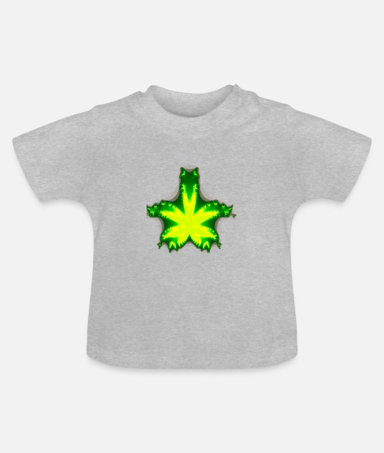 Hemp Baby T-Shirts - hemp - Baby T-Shirt heather grey