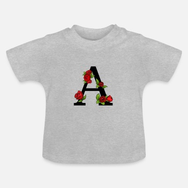 My Name Is My name is A - Baby T-Shirt