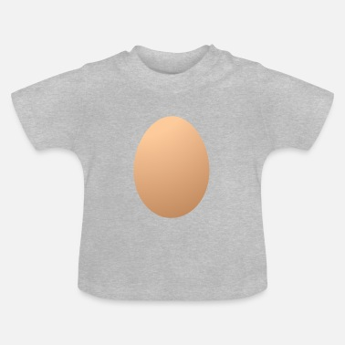 Egg World Record Egg Instagram Egg Egg Eggs - Baby T-Shirt