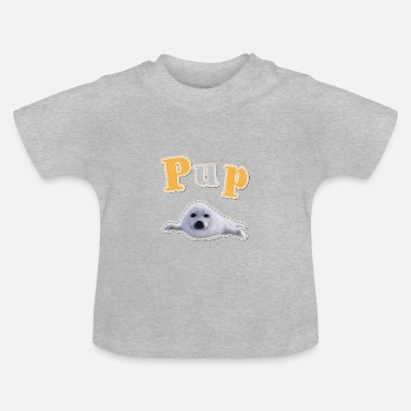 Baby Seal Animal Planet Seal Kid's T-Shirt - Baby T-Shirt