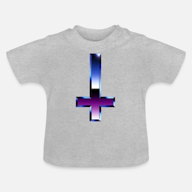 Chrome Chrome Cross - Baby T-Shirt