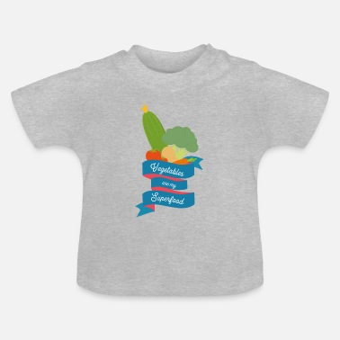 Superfood Vegetables Superfood S4oth - Baby T-Shirt