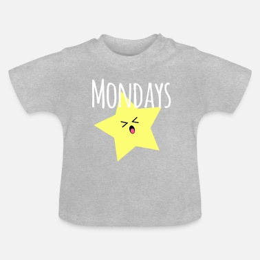 Montag montage - Baby T-shirt