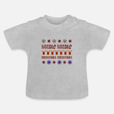 Ugly Christmas - Baby T-Shirt