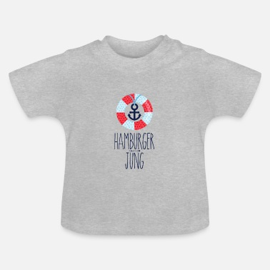 Jung Hamburger Jung  - Baby T-Shirt