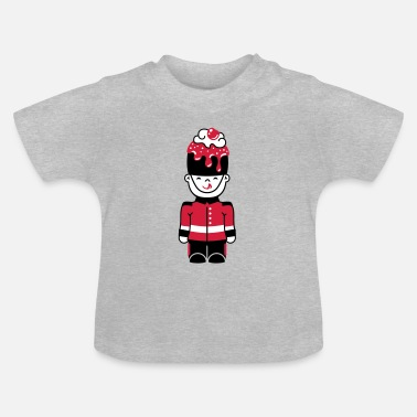 Grenadier Babyshirt - London - Sweet royal guardian 3C - Baby T-Shirt