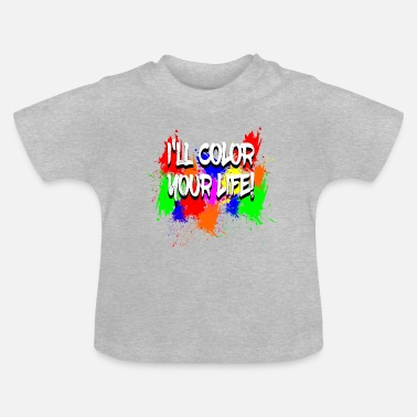 Paintball Paintball I Paintball Talsmand I Paintballer - Baby T-shirt