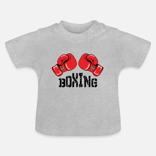 Boxing Designs For T Shirts   Boxing Premium Design Baby T Shirt Spreadshirt
