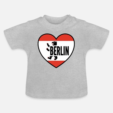 Berlin city gift - Baby T-Shirt