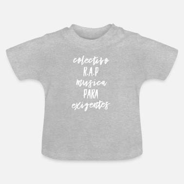 Rap ONLY FOR RAP LOVERS // RAP Collective - Baby T-Shirt