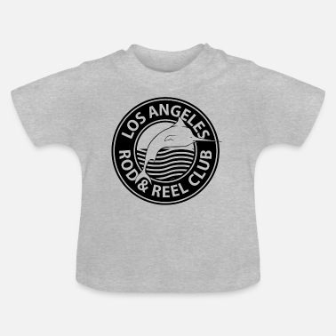 Jack Black Los Angeles Rod And Reel Club - T-shirt Bébé