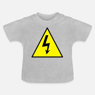 Spannung Unter Spannung - Baby T-Shirt