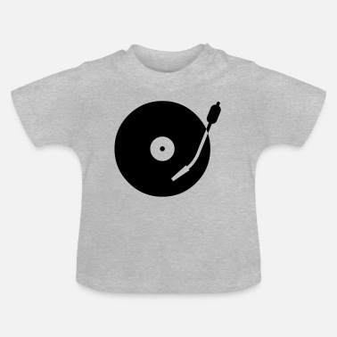 Turntable turntable - T-shirt baby