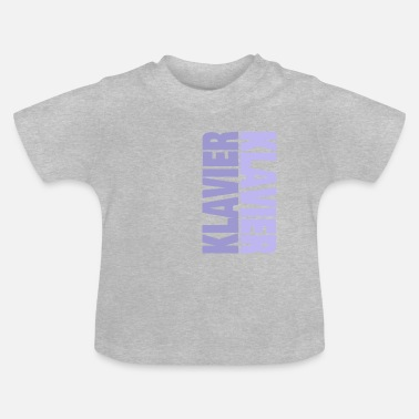 Instrument Piano musical instrument instrument music - Baby T-Shirt
