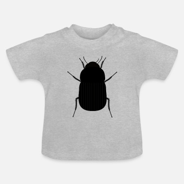 Large Large beetle - Baby T-Shirt