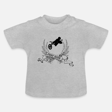 Just JUST RIDE - Baby T-shirt