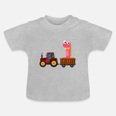 1st Birthday - Trekker - Baby T-Shirt