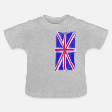 British Flag British flag - Baby T-Shirt
